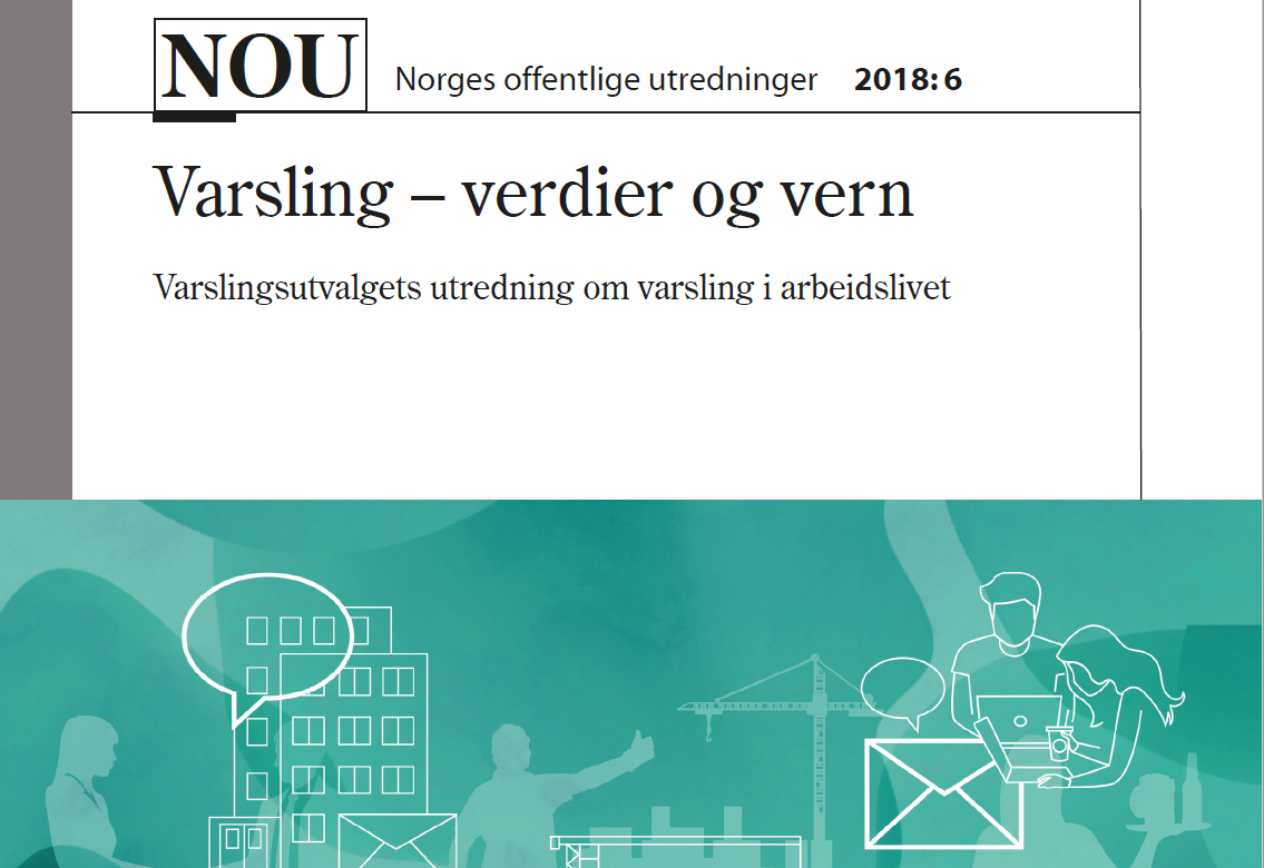 Varslingsutvalget - NOU 2018: 6