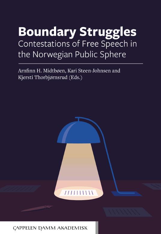 Ny bok om ytringsvilkår i offentlig sektor